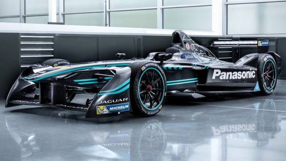 Formula E: Jaguar reveals I-type 1 ahead of the 2016-2017 season