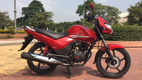 2016 Hero Achiever 150 with i3S first ride review