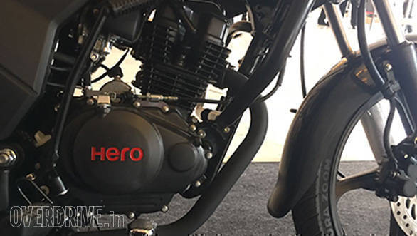 The engine is pretty similar to the old Achiever unit as well but Hero has new mapping to offer more rideability.
