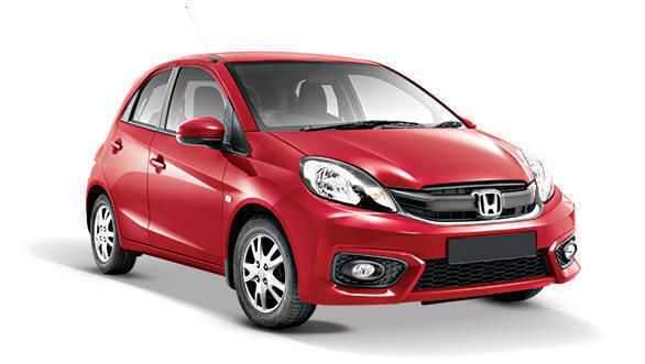 Honda Brio Facelift