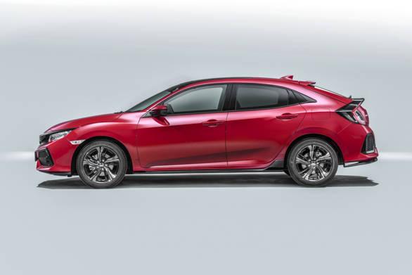 Honda Civic Tenth Generation 10th  (5)