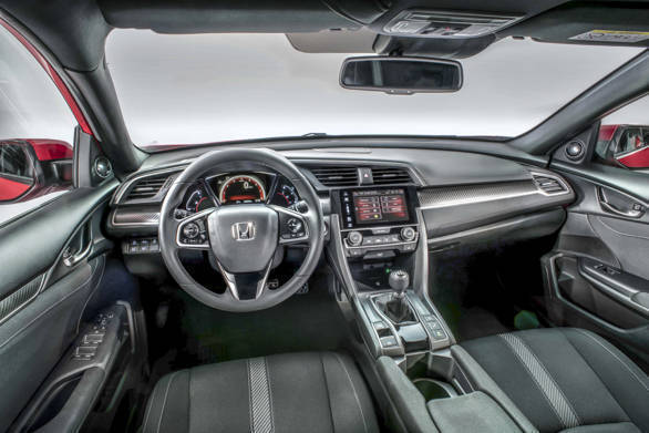 Honda Civic Tenth Generation 10th  (9)