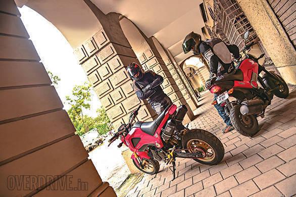 Honda Grom Meets Honda Navi (5)