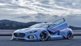 2016 Paris Motor Show: Hyundai RN30 concept revealed