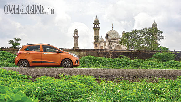 Heritage drives with Hyundai