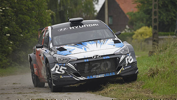 Hyundai Motorsport to debut i20 R5 at Rallye de France