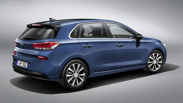 Hyundai i30 five