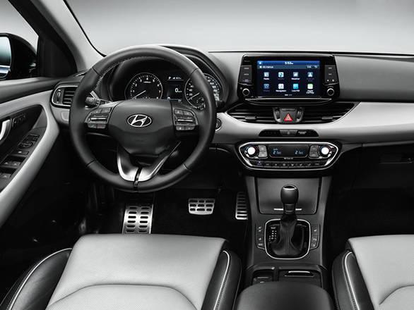 Hyundai i30 four