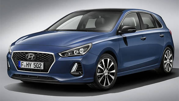 2017 Hyundai i30 revealed ahead of Paris Motor Show debut