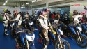 Finding pace: Day 1 of TVS One Make Championship race