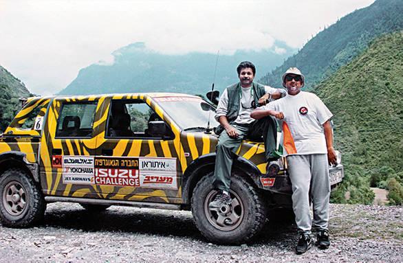 Isuzu Off-road event (1)