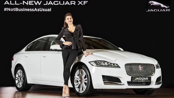 2016 Jaguar Xf Launched In India At Rs 49 50 Lakh Overdrive