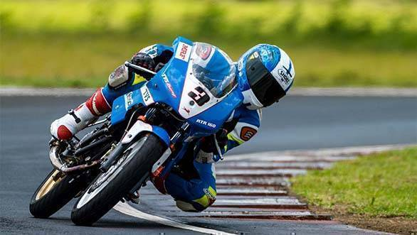 2016 National Motorcycle Racing Championship: Jagan Kumar retains Super Sport title lead