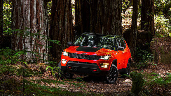 Jeep to launch the Compass Trailhawk in India later this year