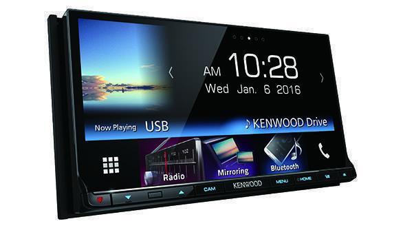 Kenwood Model DDX9016S