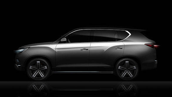 SsangYong LIV-2 SUV concept revealed ahead of Paris Motor Show debut