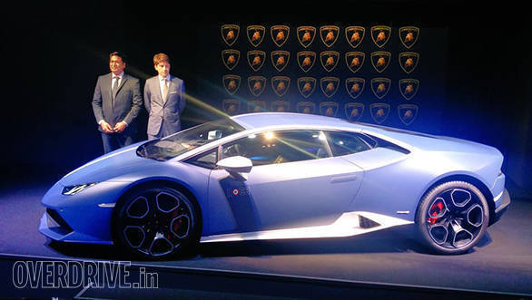 Lamborghini Huracan Avio Launched In India At Rs 3 71 Crore Overdrive