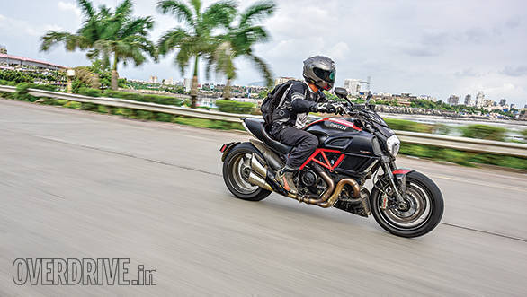 Living with a superbike: Ducati Diavel Carbon