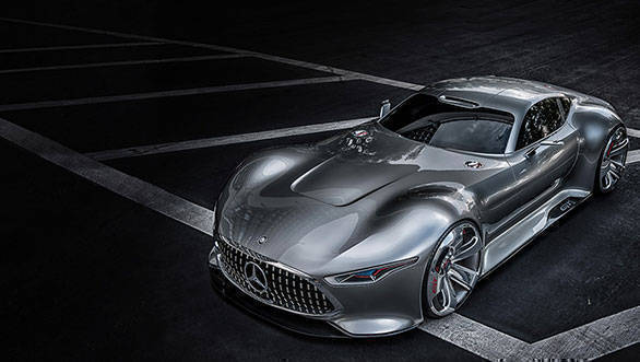 Video worth watching: Mercedes-Benz Vision Gran Turismo and E-Class Cabriolet to feature in Justice League