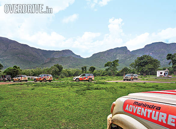 Mahindra Adventure K2K drive (3)