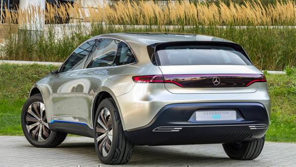 Mercedes-Benz EQ Concept 2