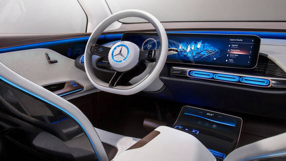 Mercedes-Benz EQ Concept 3