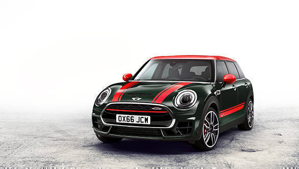 Mini John Cooper Works Clubman with 231PS and 350Nm revealed