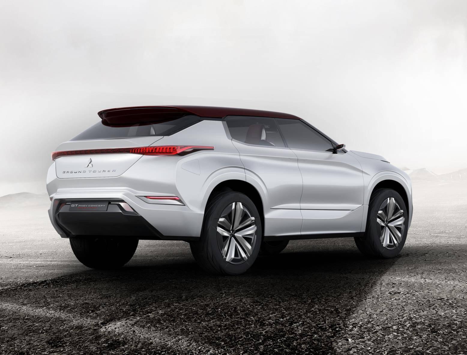 Mitsubishi GT-PHEV Concept 2