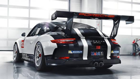 Porsche 911 GT3 Cup 2