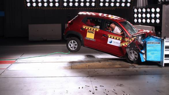 Renault Kwid crash test_ cropped