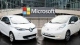 Renault-Nissan and Microsoft partner to develop connected car technologies