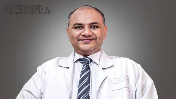 Dr Nilesh Gautam is a senior interventional cardiologist and the HOD of preventive cardiology and rehabilitation at the Asian Heart Institute, Mumbai