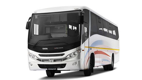 TATA-MAGNA bus