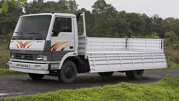 Tata LPT 613 Truck