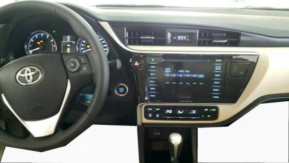 Toyota Corolla Altis 2