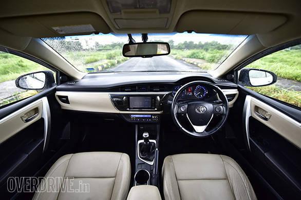 Toyota Corolla Altis D-4D MT 1.4