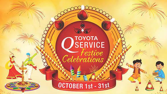 Toyota Kirloskar Motor introduces 'Q service festive celebration'