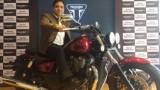 Triumph opens new dealership in Vijayawada