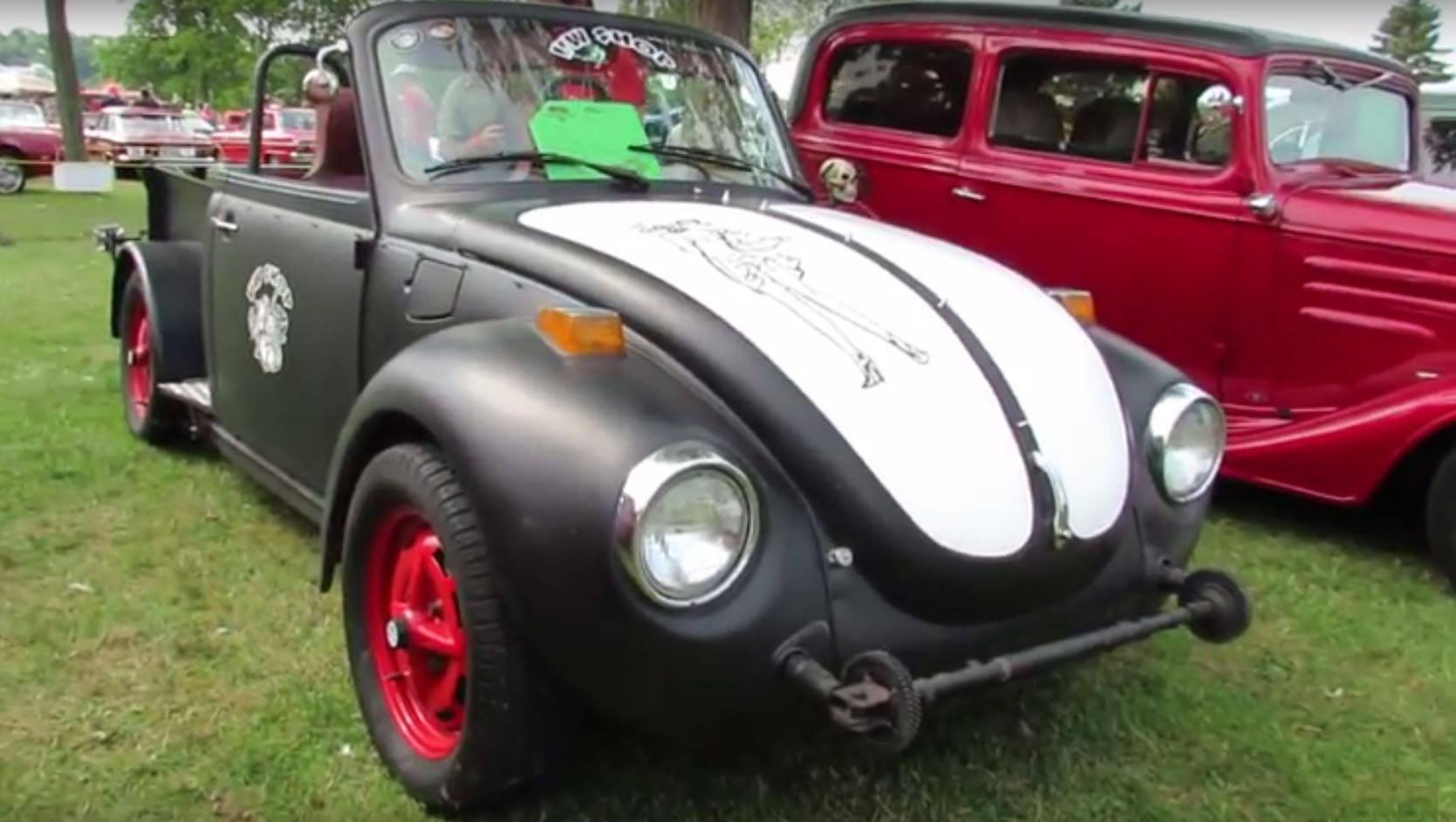 Volkswagen Beetle RatRod