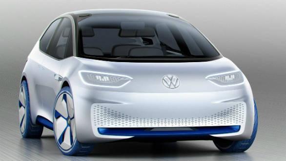 Volkswagen ID Concept 01