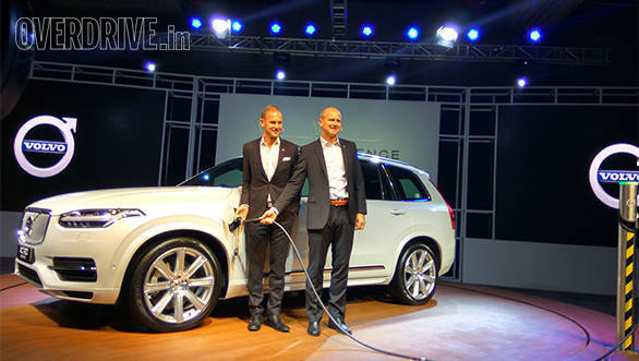 Volvo XC90 Excellence T8 Hybrid (2)