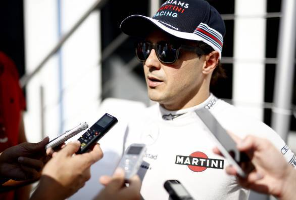 F1: Felipe Massa to retire at the end of 2016 season