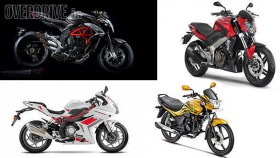 New motorcycle launches in India this festive season