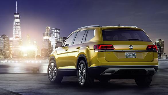 2016 Volkswagen Atlas _3