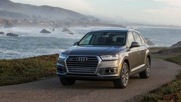 2017 Audi Q7 now available with 2.0-liter TFSI® turbo-charged four-cylinder engine