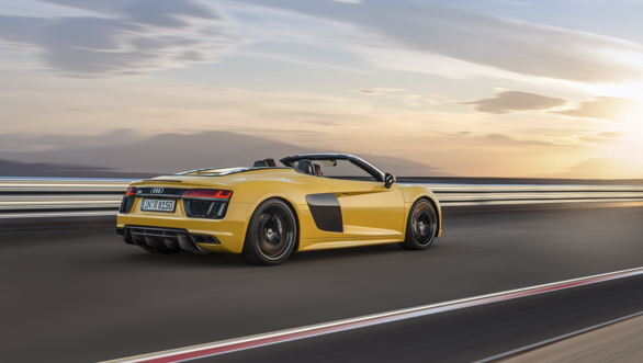 Indiabound Audi R V Spyder First Drive Review Overdrive - Audi car r8 price in india