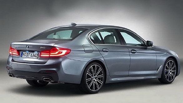 2017 BMW 5 Series (3)