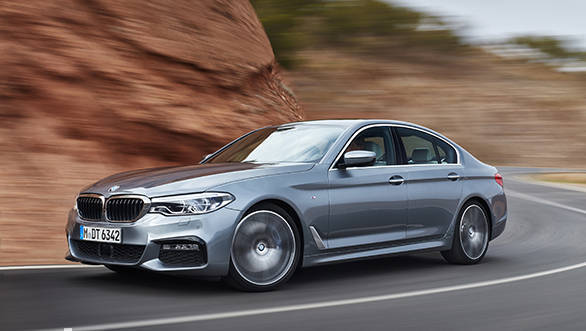 Preview: India-bound 2017 BMW 5 Series revealed