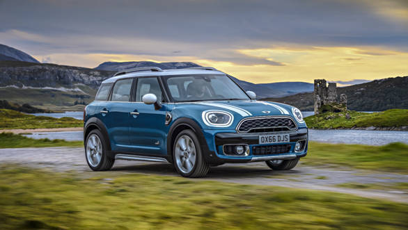 Live updates: 2018 Mini Countryman launch in India