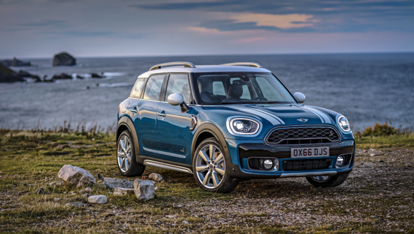 Mini Countryman explained in details